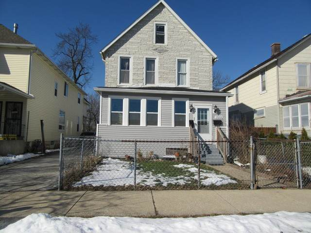 15318 Turlington Avenue, Harvey, IL 60426 (MLS #10677257) :: Helen Oliveri Real Estate