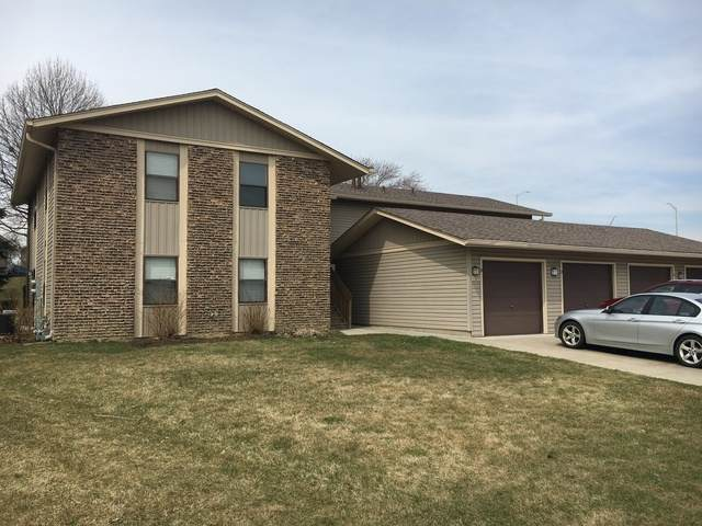 1325 Gifford Court D, Hanover Park, IL 60133 (MLS #10677299) :: The Wexler Group at Keller Williams Preferred Realty