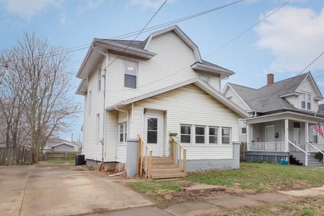 706 N Oak Street, Bloomington, IL 61701 (MLS #10677314) :: Ryan Dallas Real Estate