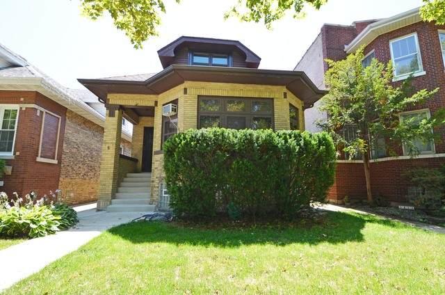 5409 W Hutchinson Street W, Chicago, IL 60641 (MLS #10677317) :: Suburban Life Realty