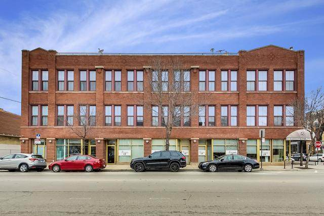 2300 W Armitage Avenue #12, Chicago, IL 60647 (MLS #10677323) :: Property Consultants Realty