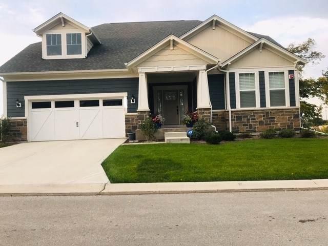 652 Insull Drive, Vernon Hills, IL 60061 (MLS #10677335) :: Ryan Dallas Real Estate
