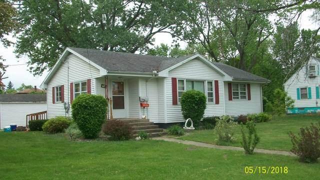 601 W Lincoln Avenue, Onarga, IL 60955 (MLS #10677352) :: Lewke Partners
