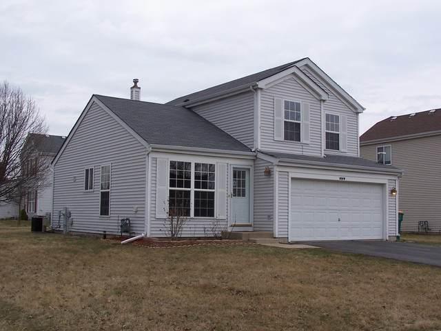 3109 Arborsedge Drive, Joliet, IL 60436 (MLS #10677365) :: The Wexler Group at Keller Williams Preferred Realty