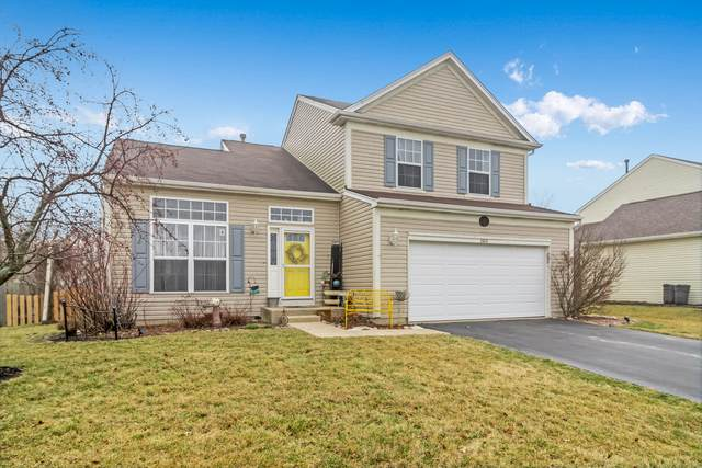2612 Mirage Avenue, Plainfield, IL 60586 (MLS #10677376) :: Property Consultants Realty