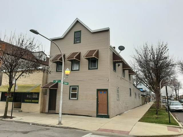 3355 W 38th Street, Chicago, IL 60632 (MLS #10677411) :: Helen Oliveri Real Estate