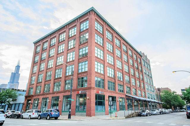 1017 W Washington Boulevard 5B, Chicago, IL 60607 (MLS #10677458) :: Property Consultants Realty
