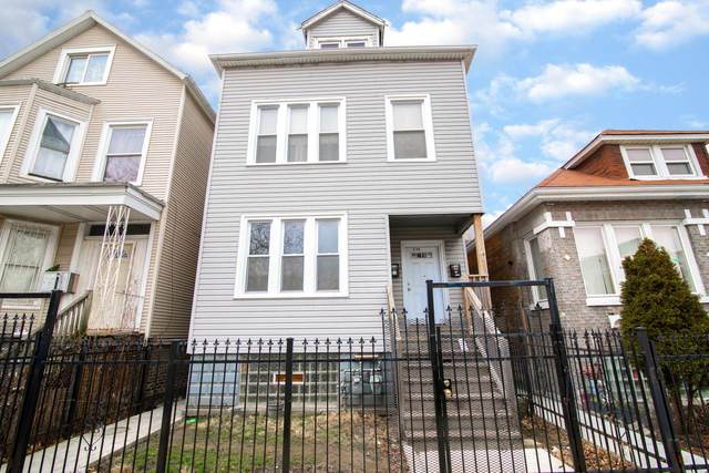 5146 S Wood Street, Chicago, IL 60609 (MLS #10677465) :: Touchstone Group