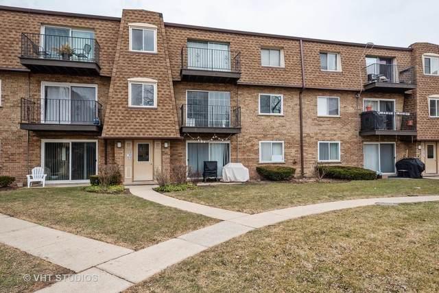 9430 Bay Colony Drive 2S, Des Plaines, IL 60016 (MLS #10677492) :: Ryan Dallas Real Estate