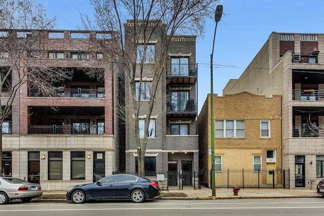 822 N California Avenue #4, Chicago, IL 60622 (MLS #10677494) :: Property Consultants Realty