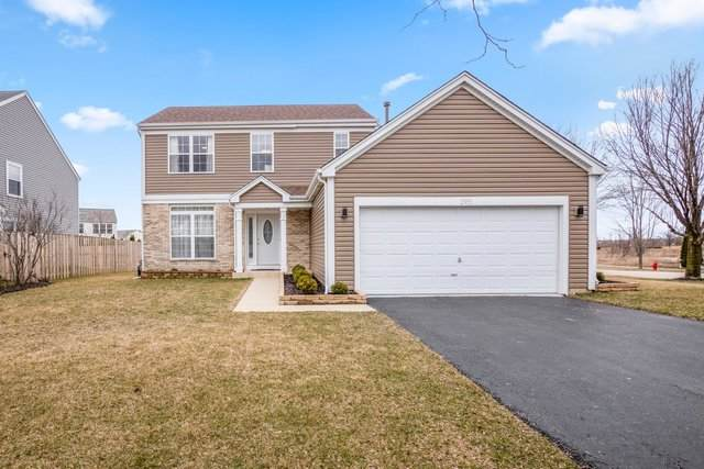 2955 Deerpath Court, Carpentersville, IL 60110 (MLS #10677538) :: Suburban Life Realty