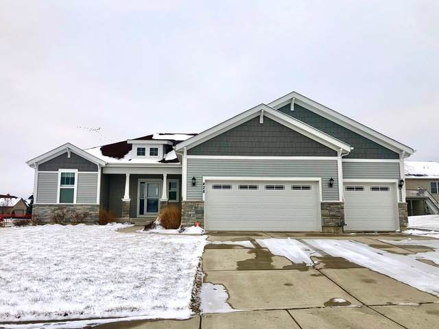 428 Zachary Drive, Hampshire, IL 60140 (MLS #10677541) :: The Wexler Group at Keller Williams Preferred Realty