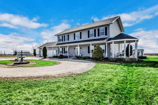 9170 N 9000E Road, Grant Park, IL 60940 (MLS #10677564) :: Ryan Dallas Real Estate
