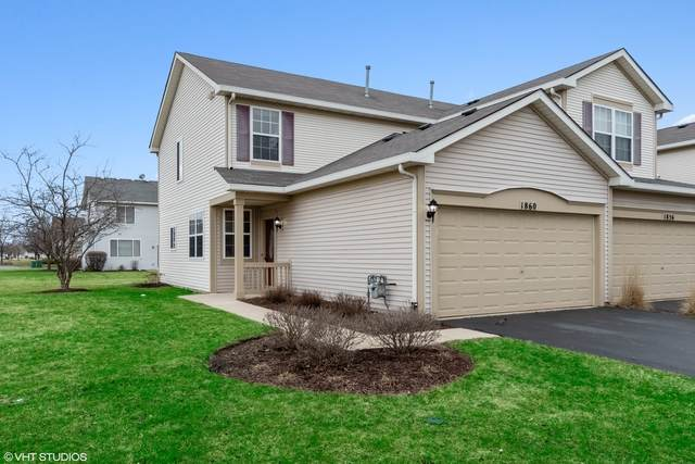 1860 S Wentworth Circle, Romeoville, IL 60446 (MLS #10677570) :: Lewke Partners