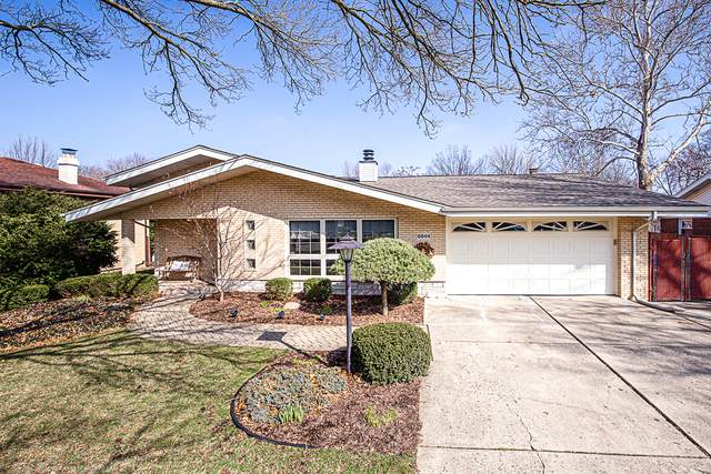 6844 W Evergreen Avenue, Palos Heights, IL 60463 (MLS #10677593) :: The Wexler Group at Keller Williams Preferred Realty