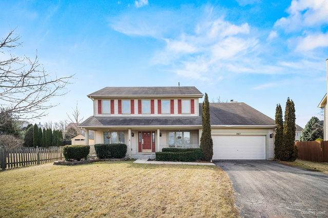 367 Aristocrat Drive, Bolingbrook, IL 60490 (MLS #10677614) :: The Wexler Group at Keller Williams Preferred Realty