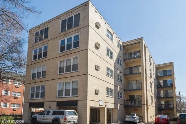 2141 Ridge Avenue 2B, Evanston, IL 60201 (MLS #10677628) :: Lewke Partners