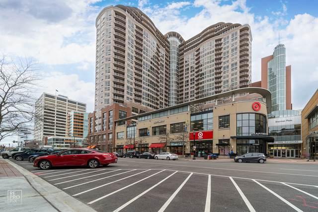 807 Davis Street #1007, Evanston, IL 60201 (MLS #10677675) :: Lewke Partners