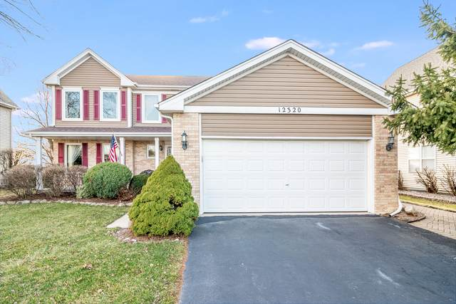 12320 Heritage Meadows Drive, Plainfield, IL 60585 (MLS #10677688) :: Property Consultants Realty