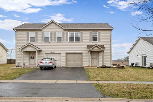 2915 Alyssa Street, Plano, IL 60545 (MLS #10677691) :: Angela Walker Homes Real Estate Group