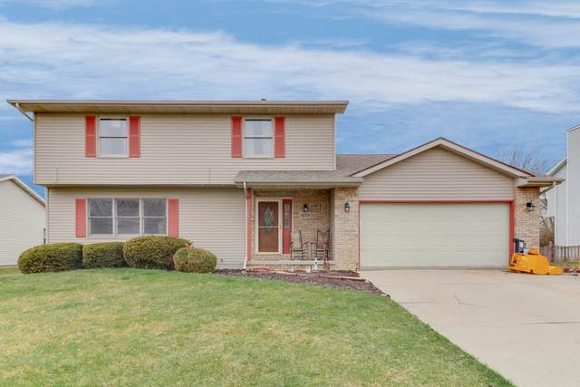 1608 Braden Drive, Normal, IL 61761 (MLS #10677733) :: Janet Jurich