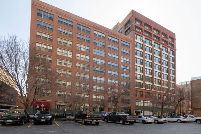 621 S Plymouth Court #308, Chicago, IL 60605 (MLS #10677738) :: John Lyons Real Estate