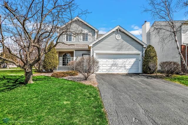 1197 Chalet Drive, Carol Stream, IL 60188 (MLS #10677765) :: Knott's Real Estate Team