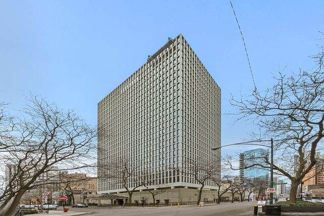 1 E Scott Street #1203, Chicago, IL 60610 (MLS #10677808) :: Property Consultants Realty