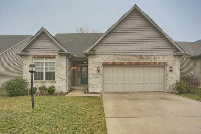 1907 Quail Run Drive, Mahomet, IL 61853 (MLS #10677837) :: Property Consultants Realty