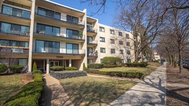 7200 N Ridge Boulevard 3C, Chicago, IL 60645 (MLS #10677855) :: John Lyons Real Estate