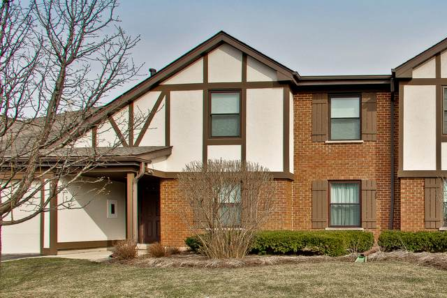 211 Scarsdale Court A1, Schaumburg, IL 60193 (MLS #10677884) :: The Wexler Group at Keller Williams Preferred Realty