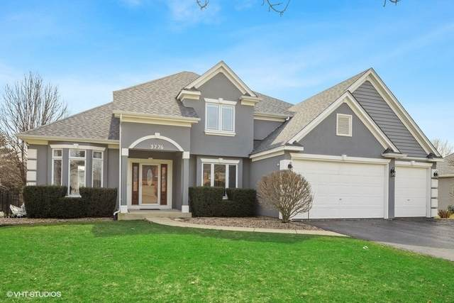 3776 Celeste Lane, Naperville, IL 60564 (MLS #10677891) :: Ani Real Estate
