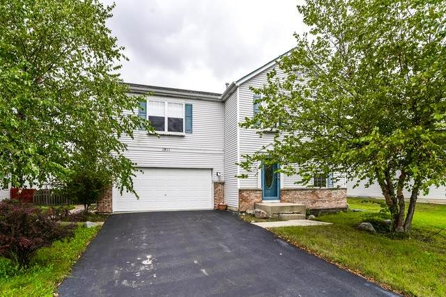 1911 Caton Ridge Drive, Plainfield, IL 60586 (MLS #10677915) :: The Wexler Group at Keller Williams Preferred Realty