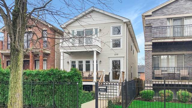 1755 N Fairfield Avenue, Chicago, IL 60647 (MLS #10677944) :: The Wexler Group at Keller Williams Preferred Realty