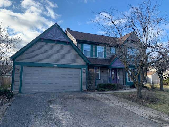 685 Morning Glory Lane, Bartlett, IL 60103 (MLS #10677969) :: Property Consultants Realty