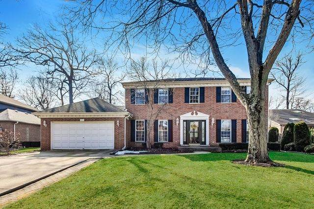 4461 Williamsburg Court, Rolling Meadows, IL 60008 (MLS #10677970) :: Angela Walker Homes Real Estate Group