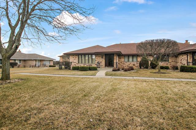18007 Indiana Court #160, Orland Park, IL 60467 (MLS #10678021) :: Ryan Dallas Real Estate