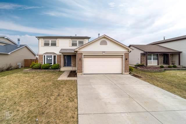 1243 Diane Lane, Elk Grove Village, IL 60007 (MLS #10678033) :: Berkshire Hathaway HomeServices Snyder Real Estate
