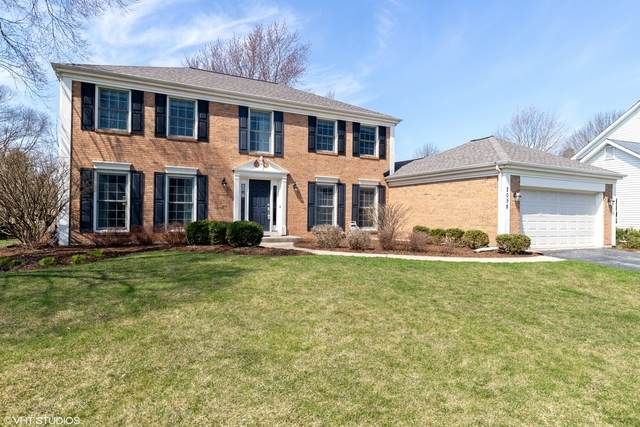 2058 Burnham Place, Wheaton, IL 60189 (MLS #10678046) :: The Wexler Group at Keller Williams Preferred Realty