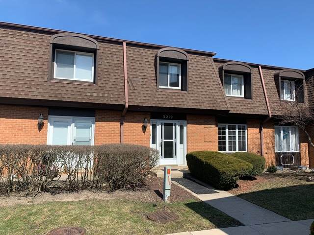3219 Chestnut Drive #1, Flossmoor, IL 60422 (MLS #10678059) :: The Wexler Group at Keller Williams Preferred Realty