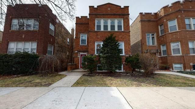 6022 N Fairfield Avenue, Chicago, IL 60659 (MLS #10678069) :: John Lyons Real Estate