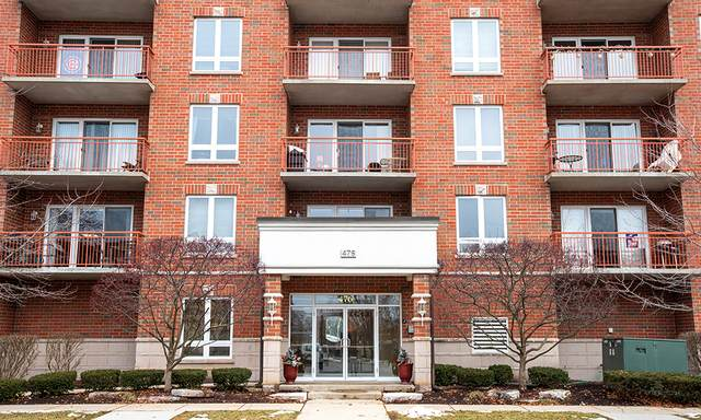 476 Alles Street #208, Des Plaines, IL 60016 (MLS #10678082) :: BN Homes Group