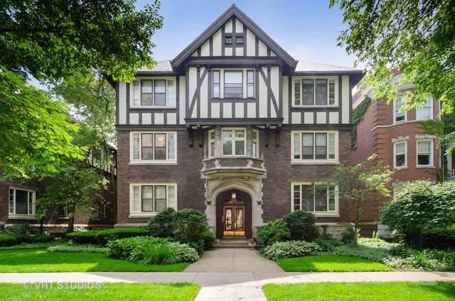 1635 Hinman Avenue #2, Evanston, IL 60201 (MLS #10678087) :: Lewke Partners