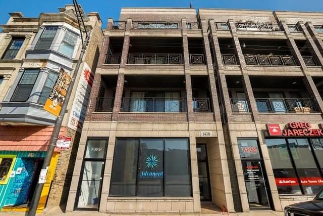1430 W Irving Park Road #2, Chicago, IL 60613 (MLS #10678109) :: Ryan Dallas Real Estate