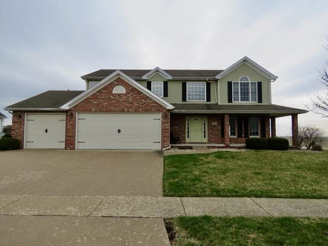 2802 Jacob Lane, Normal, IL 61761 (MLS #10678119) :: Janet Jurich