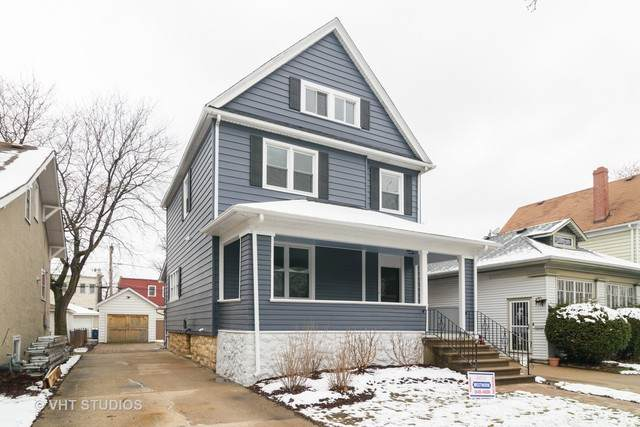 1127 S Taylor Avenue, Oak Park, IL 60304 (MLS #10678139) :: Angela Walker Homes Real Estate Group