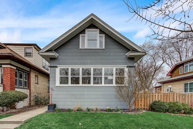 831 Hayes Avenue, Oak Park, IL 60302 (MLS #10678151) :: Helen Oliveri Real Estate