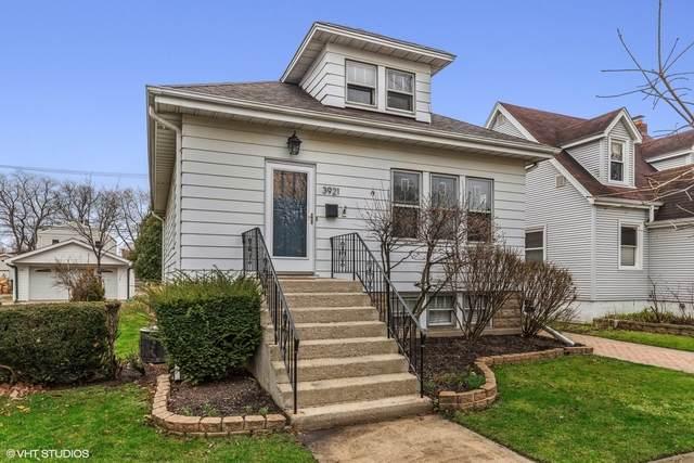 3921 Sunnyside Avenue, Brookfield, IL 60513 (MLS #10678156) :: Angela Walker Homes Real Estate Group