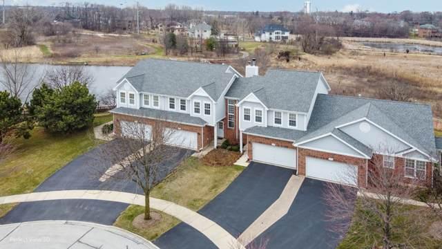 124 Chestnut Hills Circle #124, Burr Ridge, IL 60527 (MLS #10678166) :: The Wexler Group at Keller Williams Preferred Realty