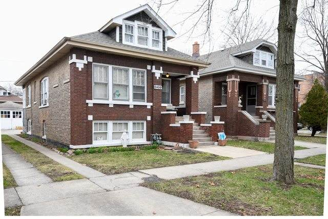 2406 Euclid Avenue, Berwyn, IL 60402 (MLS #10678178) :: The Mattz Mega Group